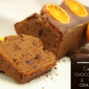 Cake Chocolat au Lait Orange KAOKA