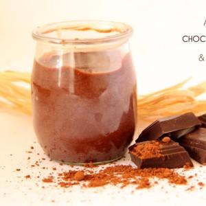 Mousse chocolat bio caramel KAOKA