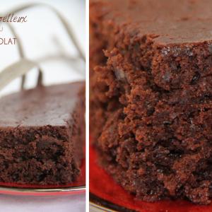 Recette extra moelleux chocolat bio KAOKA