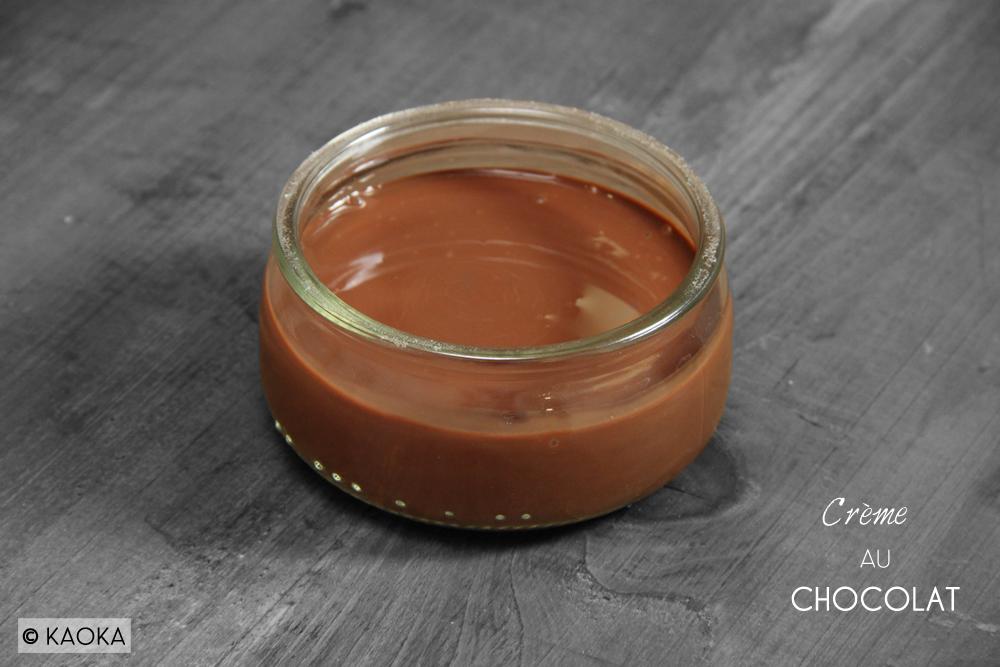 Creme chocolat bio