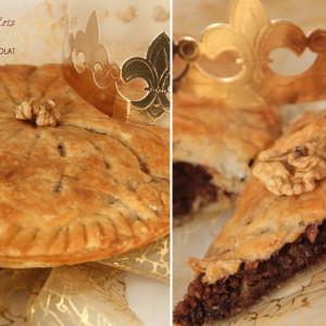galette rois noix pepites chocolat