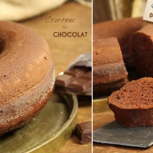 recette couronne chocolat bio