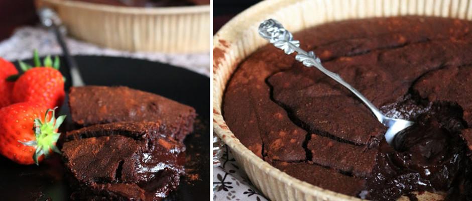 Recette Fondant coulant chocolat
