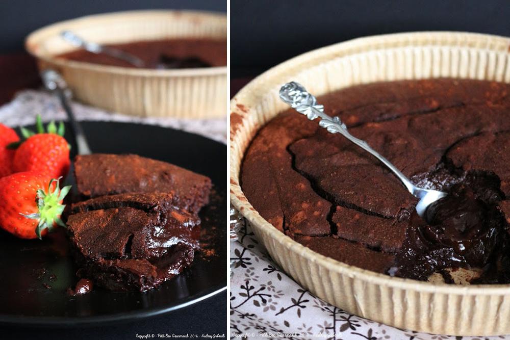 Fondant coulant au chocolat de petitbecgourmand les chocomaniaks - Recette du fondant au chocolat ...