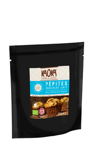 Pépites de Chocolat au Lait bio