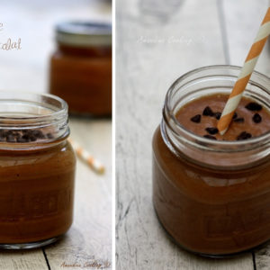 recette smoothie poire chocolat