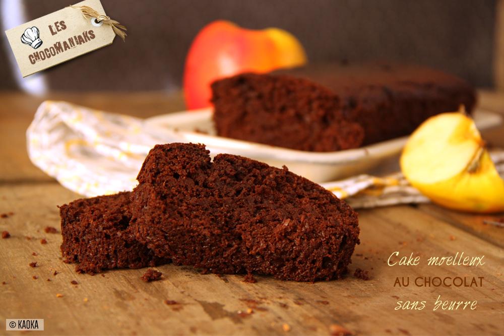cake moelleux au chocolat sans beurre les chocomaniaks. Black Bedroom Furniture Sets. Home Design Ideas