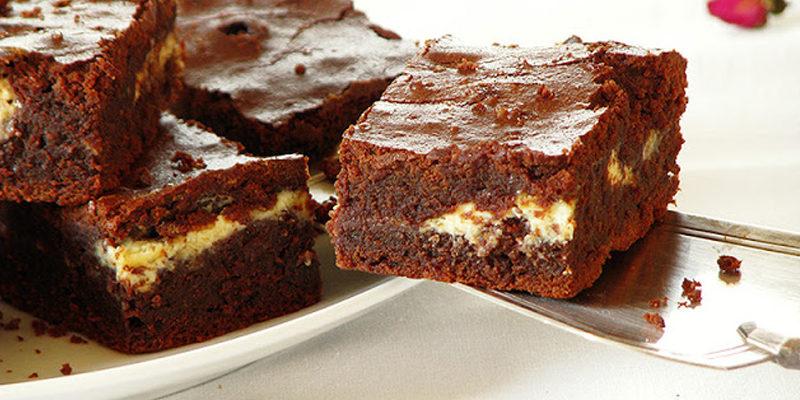 recette brownies orange chocolat blanc
