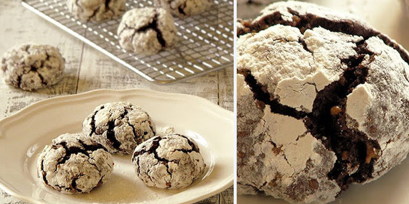 recette crinkles chocolat cacao bio