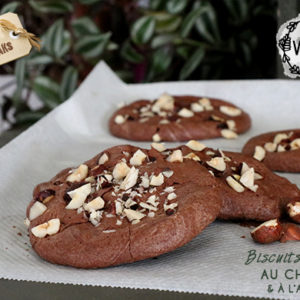 recette biscuits vegan chocolat aquafaba