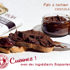 pate à tartiner dattes chocolat bio equitable