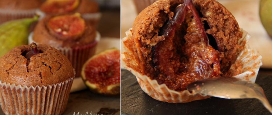 recette muffins chocolat au laitfFigues