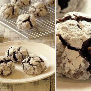 recette crinkles chocolat cacao bio