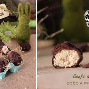 oeufs paques chocolat coco bio equitable