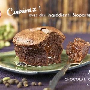 recette micuit chocolat epices cardamome poivre