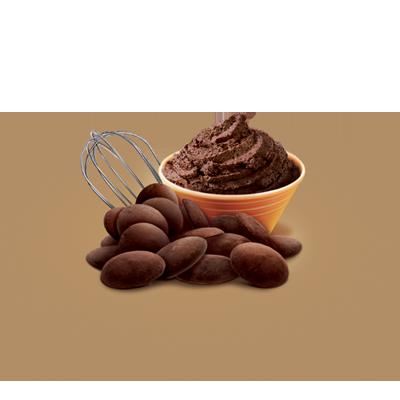 Palets 56% 72% chocolat Noir