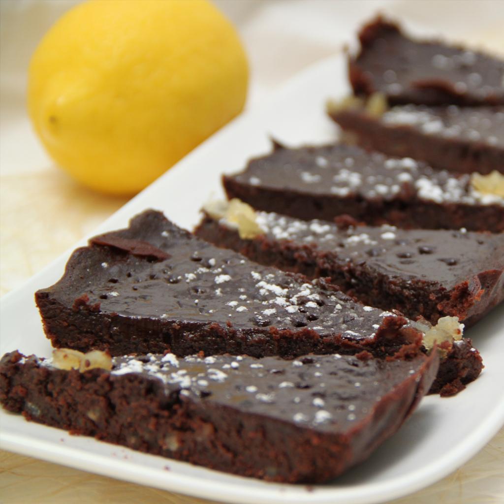 Fondant chocolat citron cuisson poele