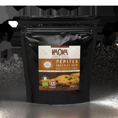 pepites chocolat noir bio equitable