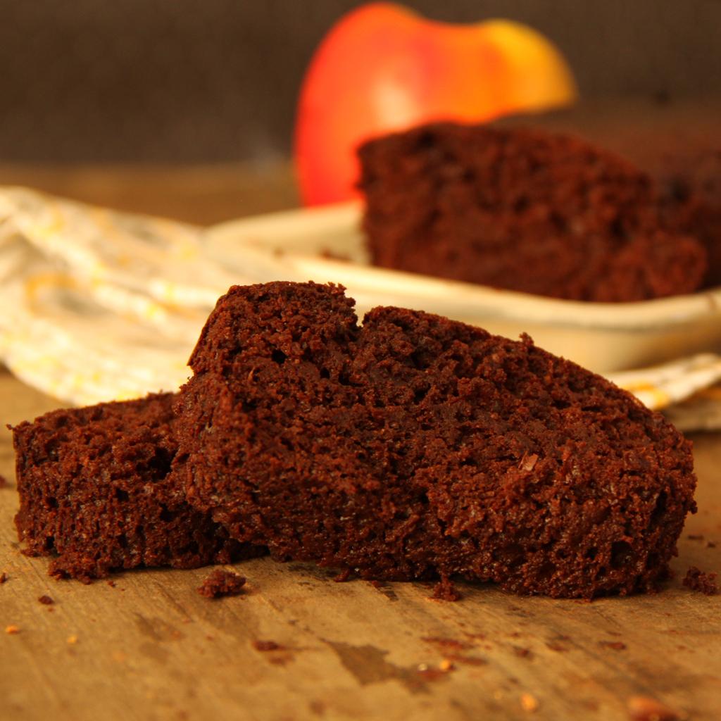 Recette de Cake Moelleux au Chocolat sans beurre