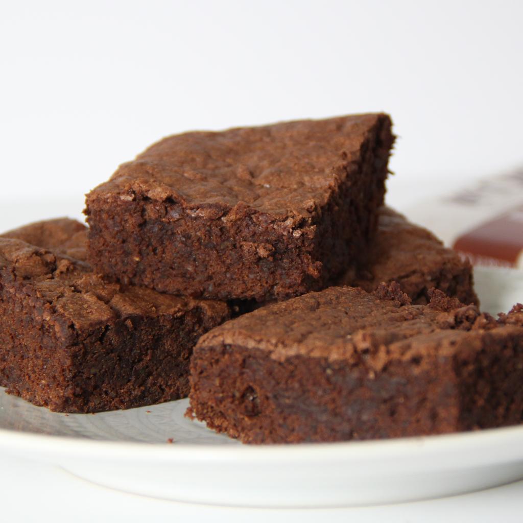 Recette de Moelleux Mousseux au Chocolat sans farine & sans beurre