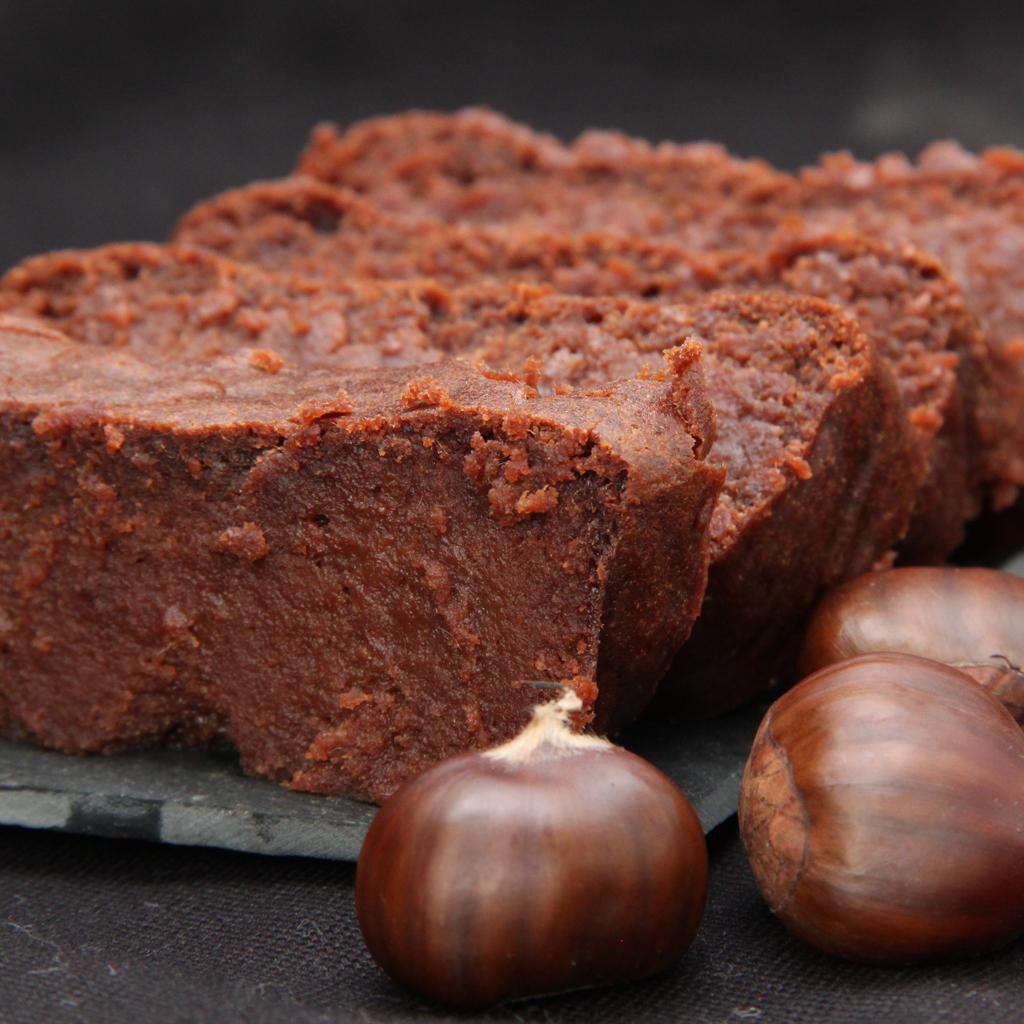 Recette de Fondant Chocolat à la Crème de Châtaignes